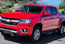 Photo of New 2022 Chevy Colorado Redesign