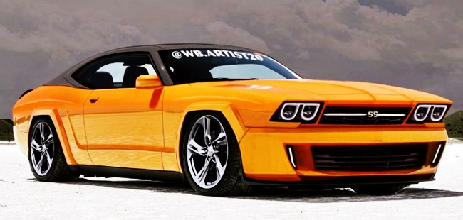 2022 Chevy Chevelle