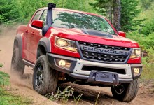 2022 Chevy Colorado ZR2 Bison