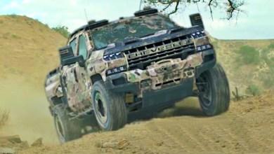 2022 Chevy Silverado 1500 ZRX Raptor