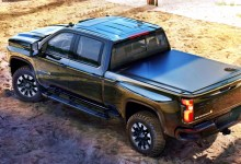 2022 Chevy Silverado HD Carhartt Edition