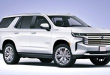 2022 Chevy Tahoe High Country