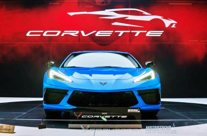 2023 Chevy C8 Corvette E-Ray