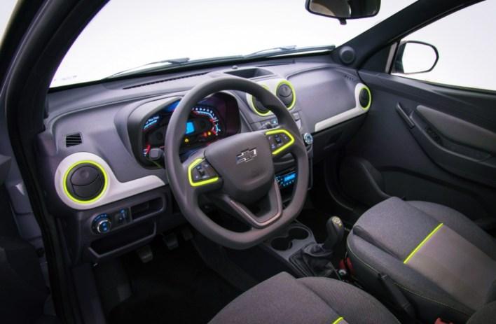 2023 Chevy Montana Interior
