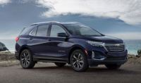 2022 chevy equinox premier in size and mission—and in price