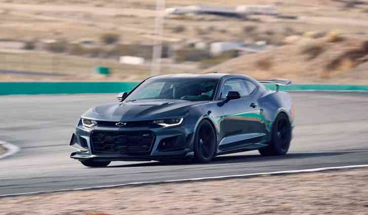 2022 camaro potential powertrain enhancements for SS and ZL1 models