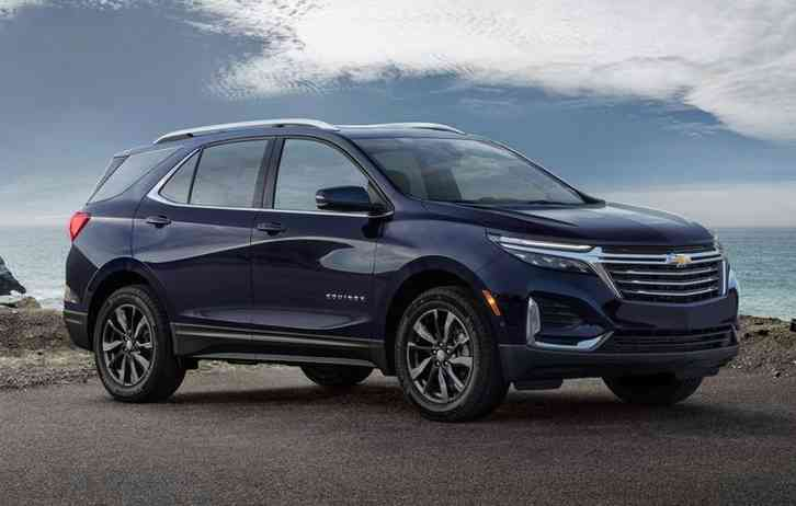 2022 chevy Equinox The timing for launch of the refreshed Chevrolet Equinox has been revised