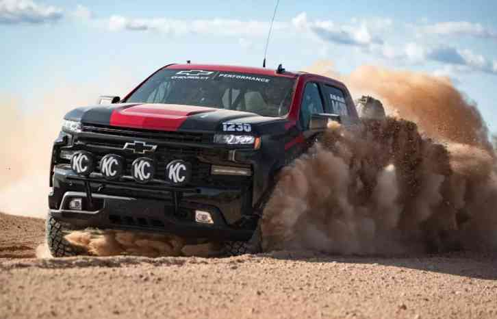 2022 Chevy Silverado ZRX Report: 2022 Chevy Silverado 1500 ZRX Raptor Fighter Is Finally Coming. If true, can this be the fire