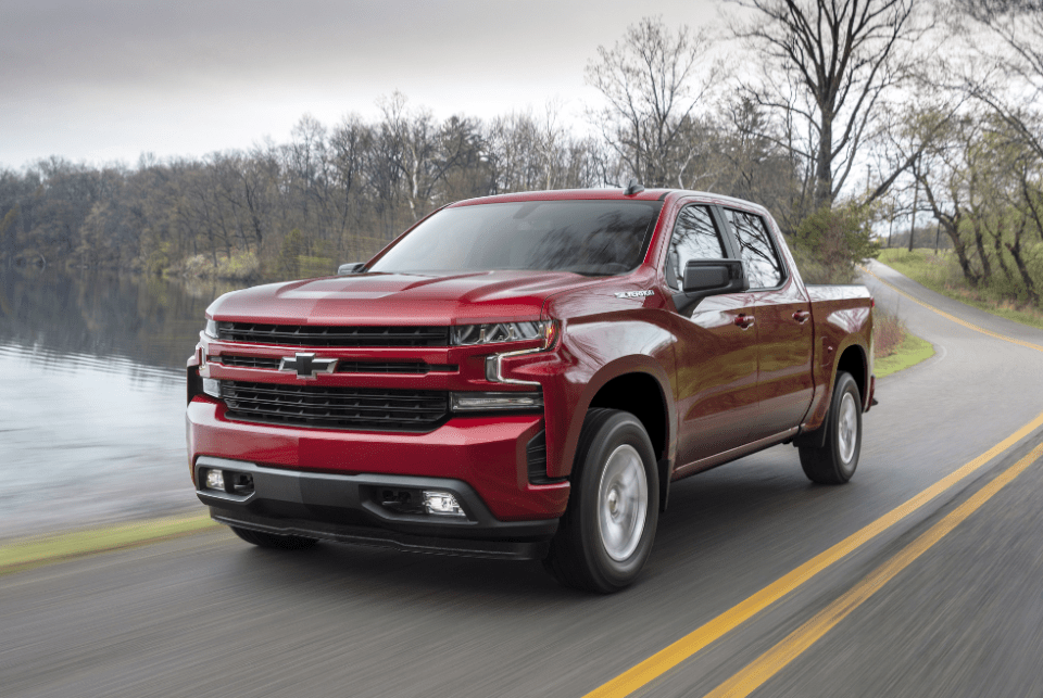 2022 Chevy 3500 Fuel Colors