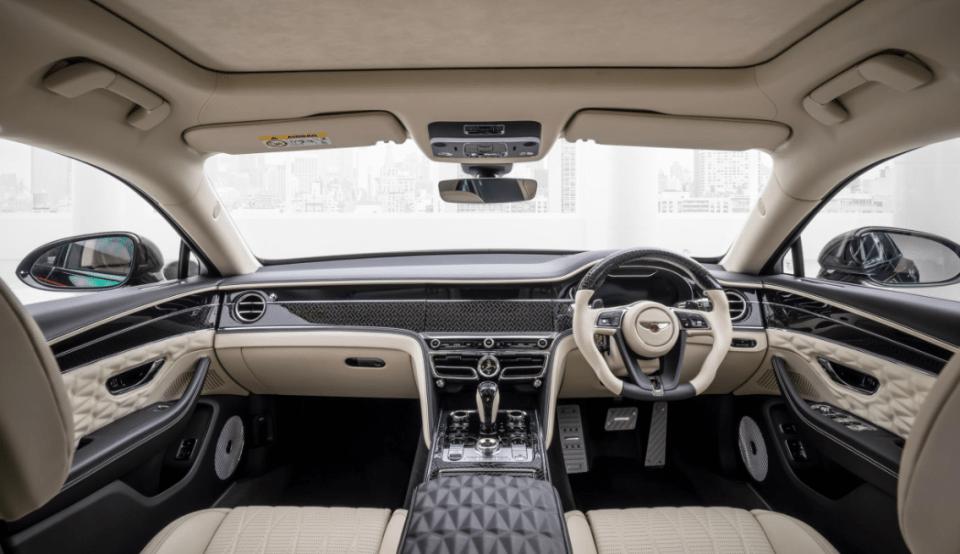 2022 Chevy Blazer Refresh interior