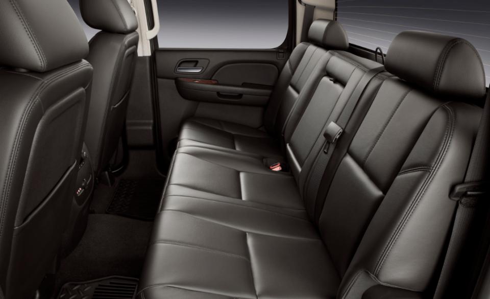 2022 Chevy Silverado Interior