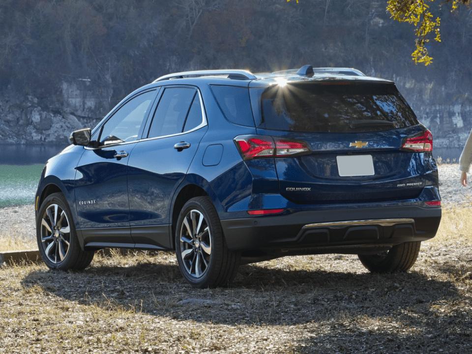 2022 Chevrolet Equinox Fwd Lt 2fl Release Date
