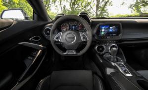 2022 Chevy Camaro 1SS Interior