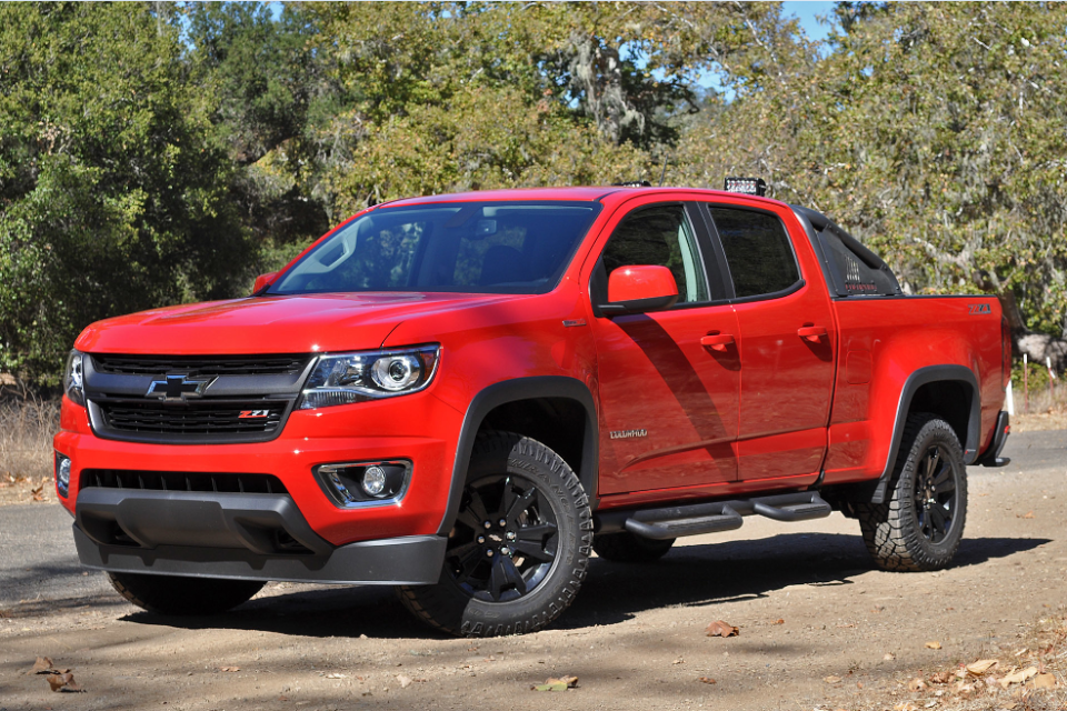 2022 Chevy Colorado ZR2 Bison Rumors, Changes