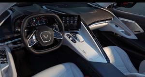2022 Chevy Corvette Z06 Interior