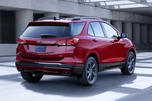 2022 Chevrolet Equinox LS Release Date