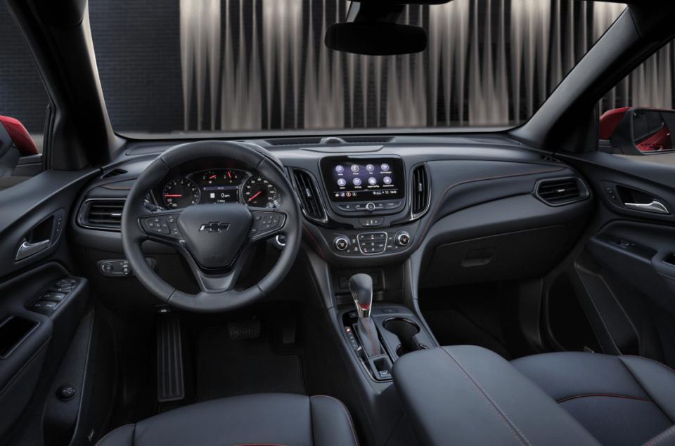 2022 Chevy Express Interior