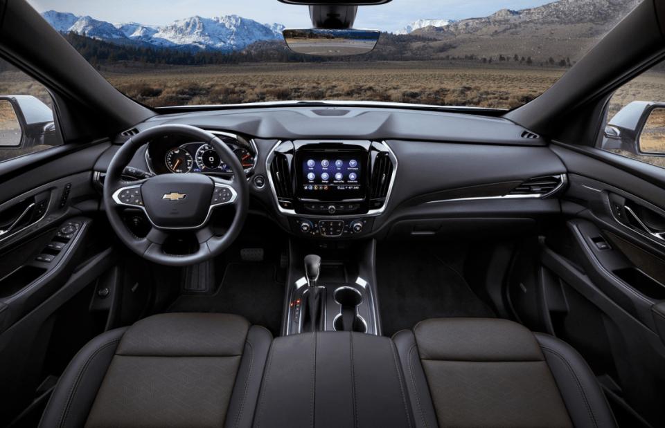 2022 ChEVy Impala LTZ Interior