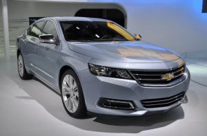 2022 ChEVy Impala LTZ Release Date