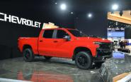 2022 Chevrolet Silverado 1500 ZRX Engine