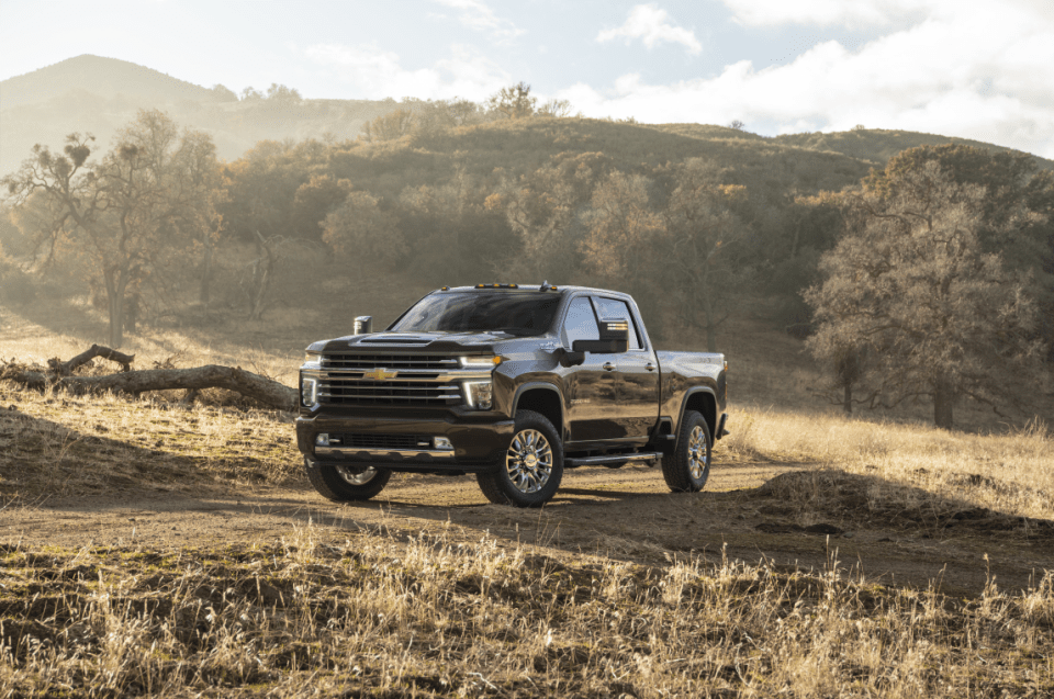 2022 Chevy 3500 HD Dually Release Date