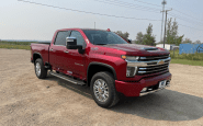 2022 Chevy 3500 High Country Release Date