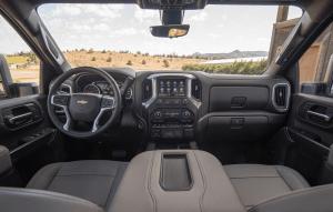 2022 Chevy Silverado 1500 RST Interior
