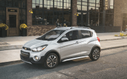 2022 Chevy Spark 1LT Release Date
