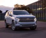 2022 Chevy Suburban Z71 Review