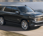 2022 Chevy Tahoe Colors