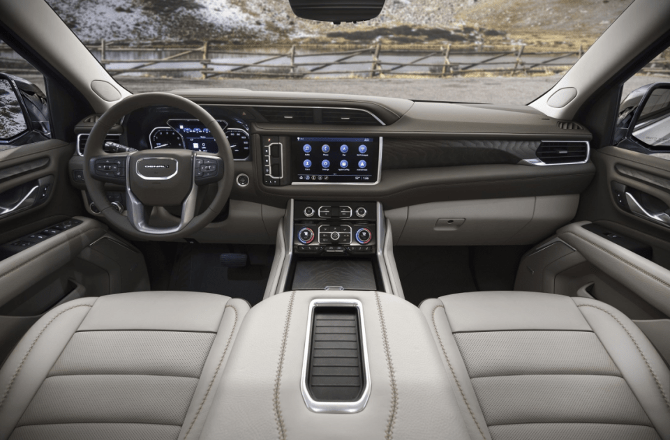 2022 Chevy Tahoe Electrical Interior