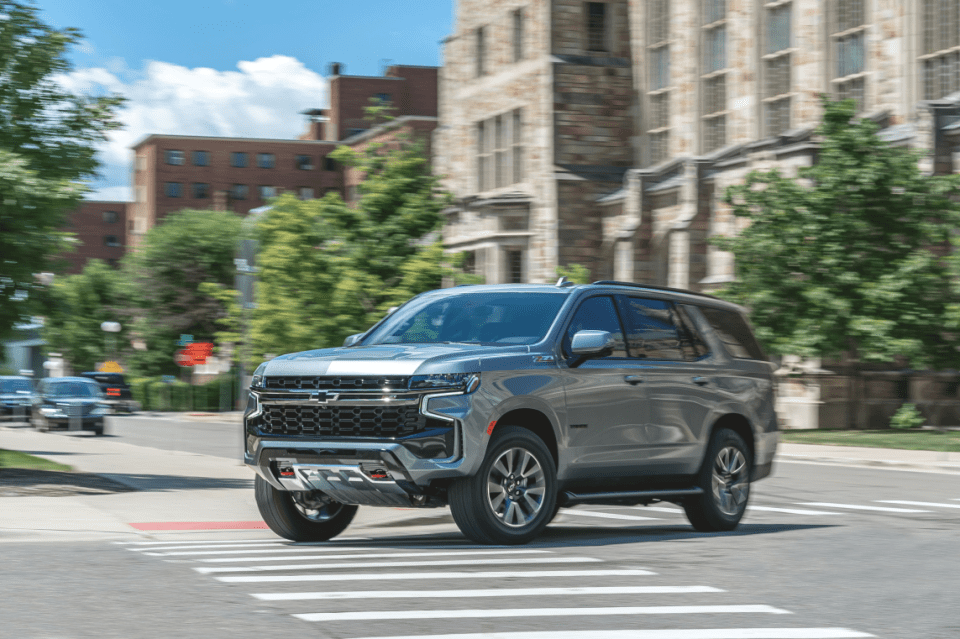 2022 Chevy Tahoe Electrical Release Date