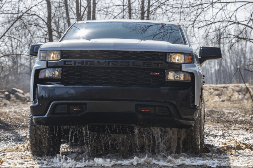 2022 Chevy Tahoe High Country Changes