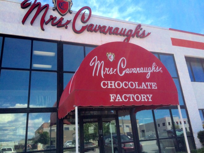 Mrs. Cavanaugh's Chocolate Factory in North Salt Lake offers tasty tours.