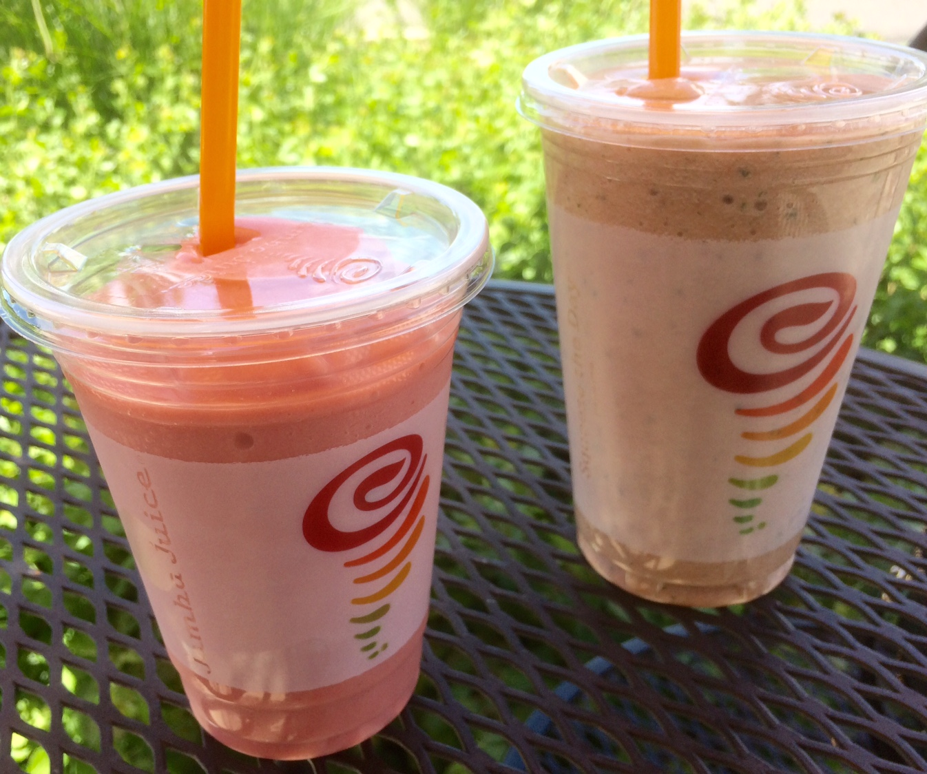 Taste-Testing Jamba Juice's New Poolside Fit and Watermelon Breeze Smoothies