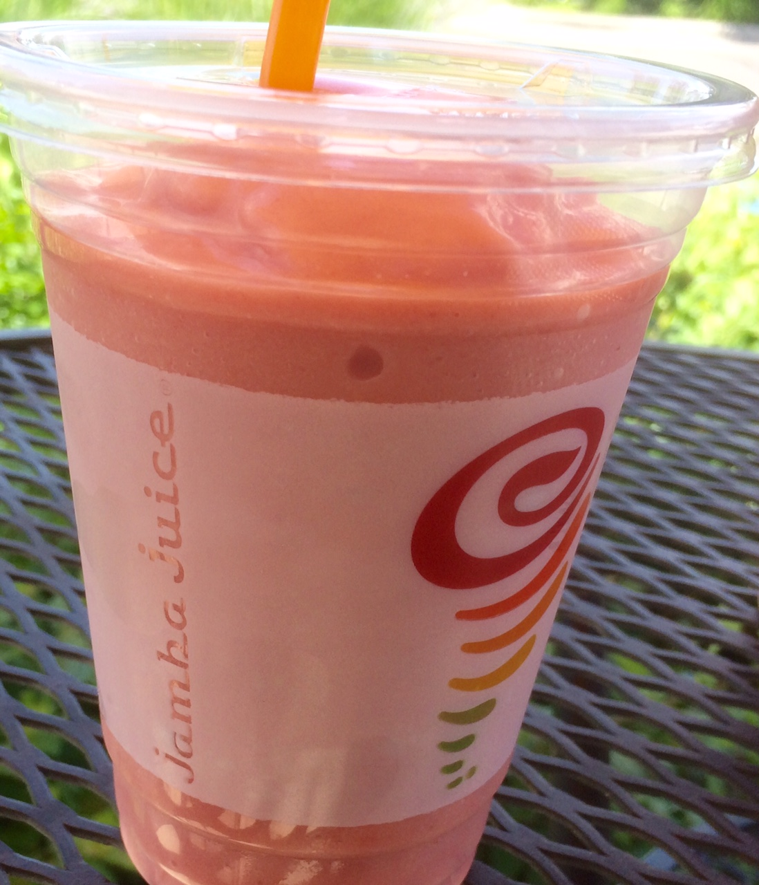 watermelon breeze is a smoothie at jamba juice