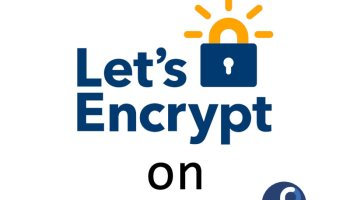 Setting up SSL with certbot with Apache and Fedora - The