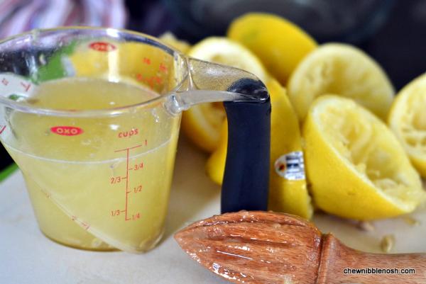 Lemon Icebox Pie 2 - Chew Nibble Nosh