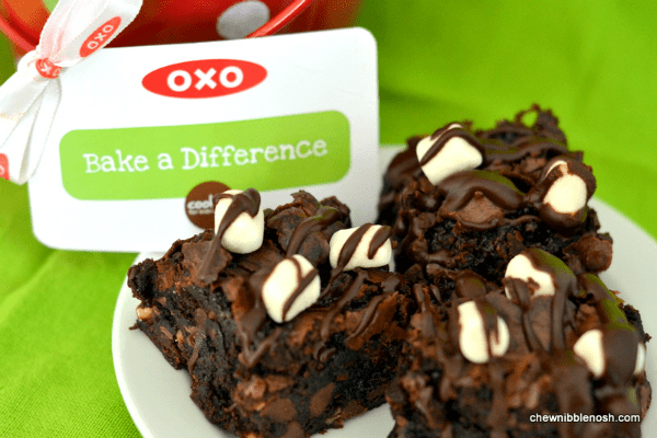 Outrageous Bumpy Lumpy Rocky Road Brownies - Chew Nibble Nosh