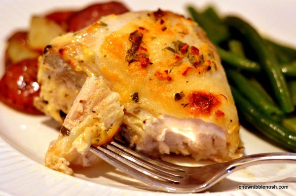 Baked Greek Chicken - Chew Nibble Nosh