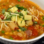 Slow Cooker Quinoa and Vegetable Stew