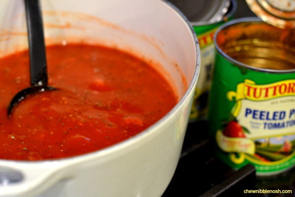 Roasted Vegetable Sauce - Chew Nibble Nosh 3