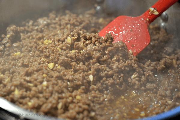 Quick Korean Beef - Chew Nibble Nosh 4