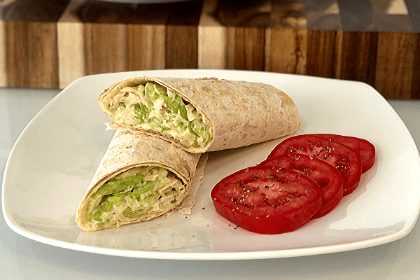 Tuna Salad Wrap