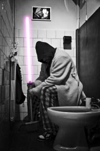 Toilet Jedi