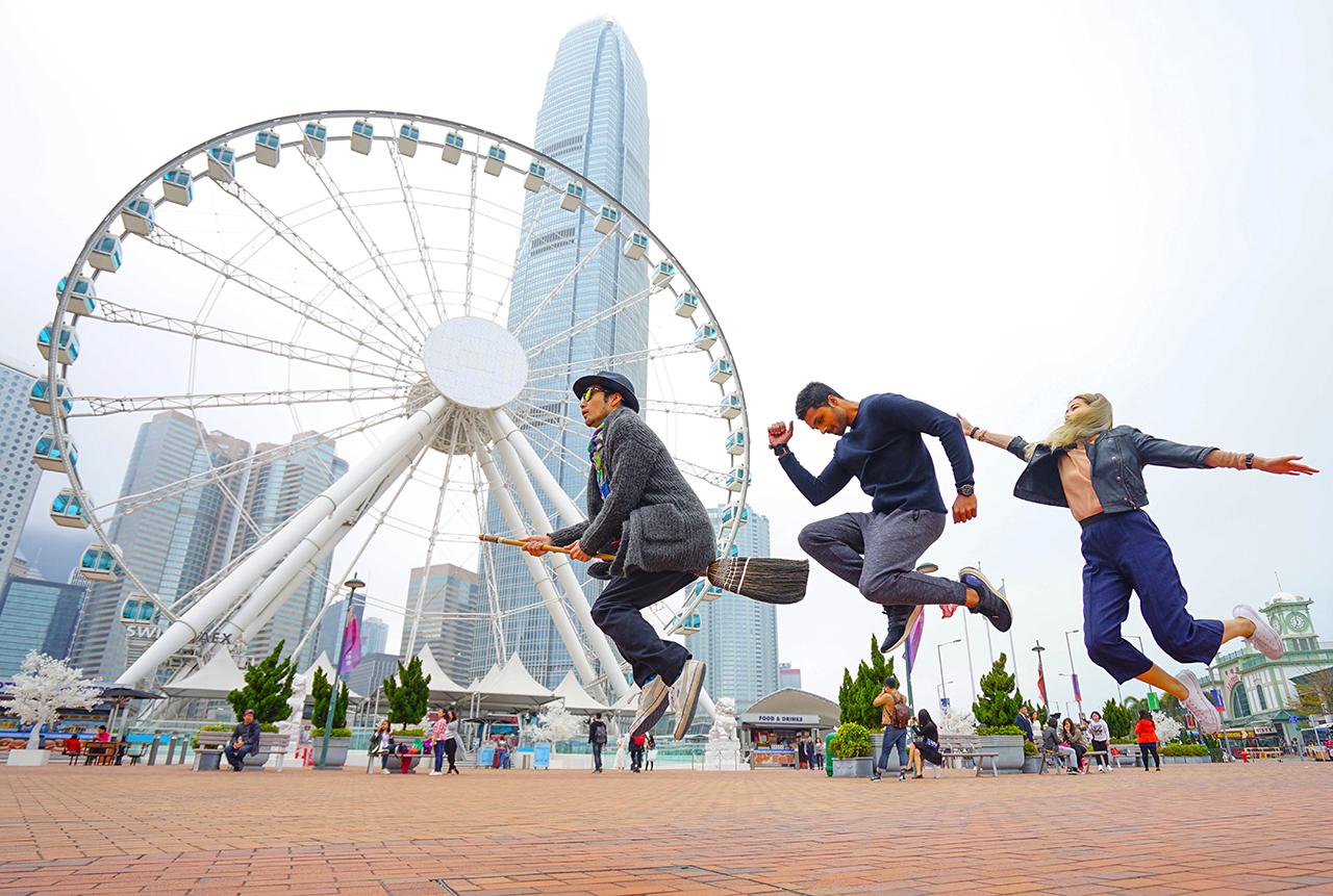 任性玩香港 (2)