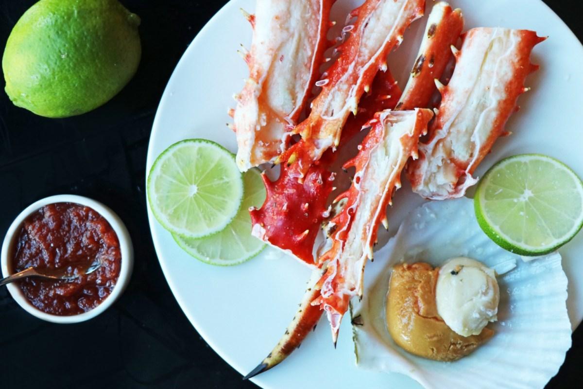 士林廚房 「超級敢蟹」秋蟹主題料理