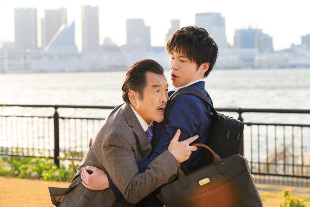 大叔之愛電影版田中圭坦言常被吉田鋼太郎逗得樂不可支