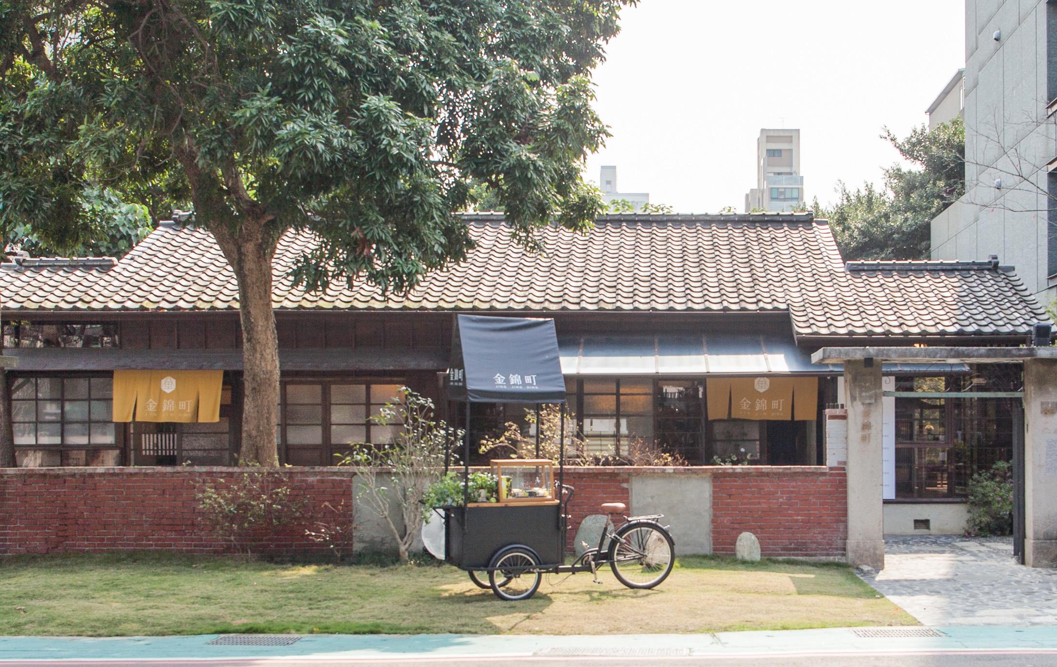 文青系伴手禮甜點金錦町旗艦店全新開幕