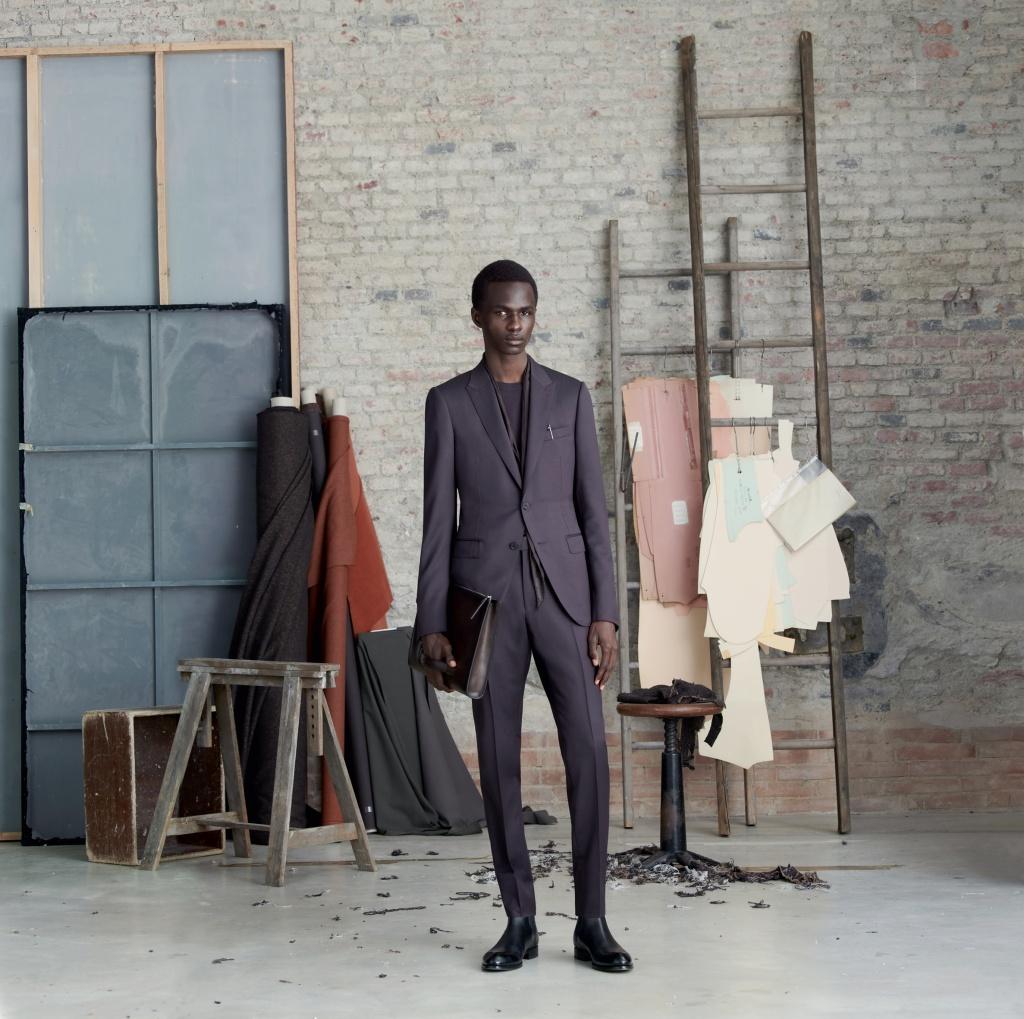 時尚可持續# Modern Tailoring系列